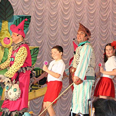 Чудо-дерево или карнавал Чуковского